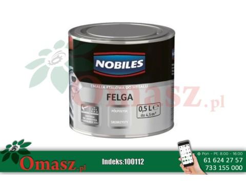NOBILES FELGA emalia srebrna 0,5l