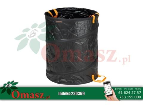 Kosz ogrodowy Fiskars Solid PopUp 172 l