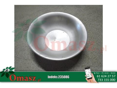Miska aluminiowa głęboka średnica 24cm