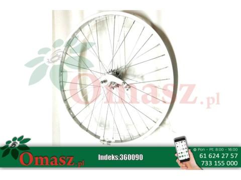 Koło rowerowe 24' tył z zębatką