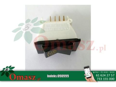 Włącznik klaw. oświetlenia 24V, 16A