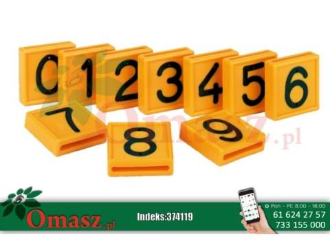 Numer do obroży '7'
