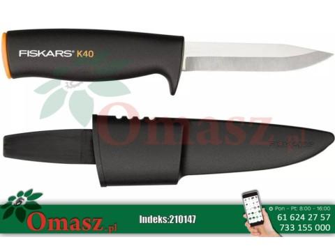Nóż Fiskars uniwersalny-finka