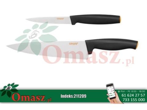 Nóż Fiskars zestaw szefa kuchni