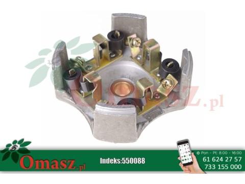 Szczotkotrzymacz rozrusznika R10 S-200, H9 8x25mm