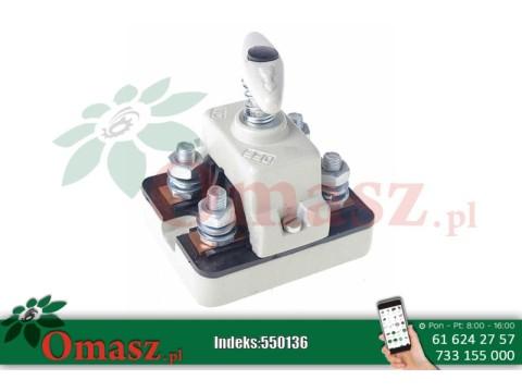 Odłącznik akumulatora hebel Bizon