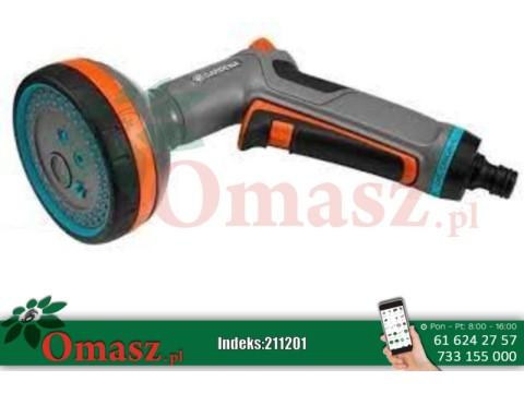 Wielofunkcyjny pistolet zraszający Gardena Comfort