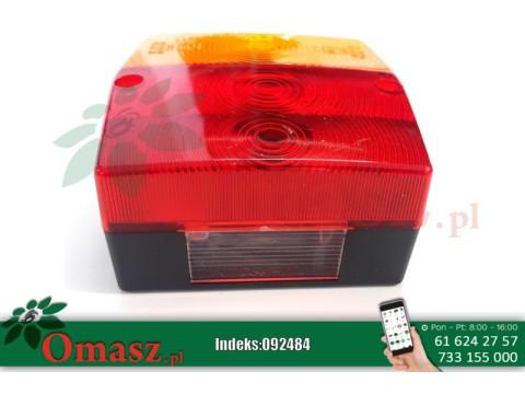 Lampa przyczepki mała MD2