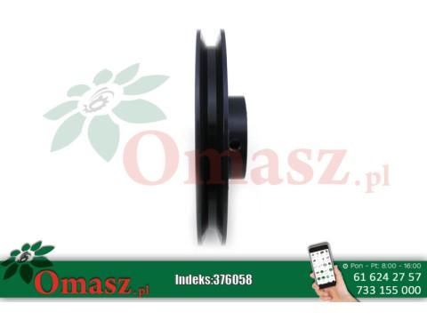 Koło pasowe 178-B 22mm klin 8mm (7cala )
