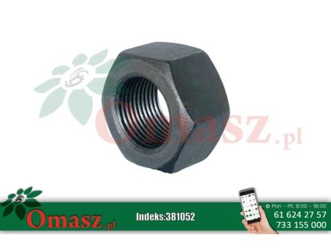 Nakrętka wału M27*2 wysoka - brona talerzowa
