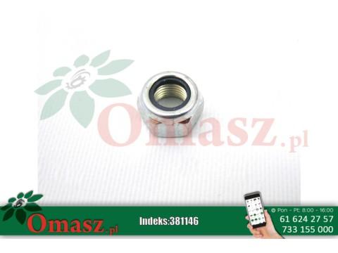Nakrętka M12*1,25 10.9 samohamowna, nakrętka zęba brony aktywnej