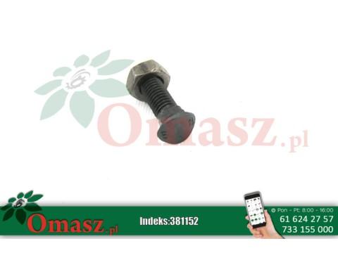 Śruba redliczki 1 otworowej M10*35
