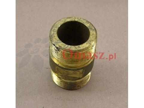 Złącze hydrauliczne BB 33/33*1,5 mosiężne