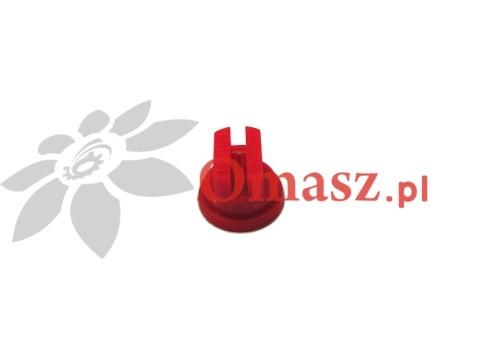 Rozpylacz 0.4 szczelinowy czerwony