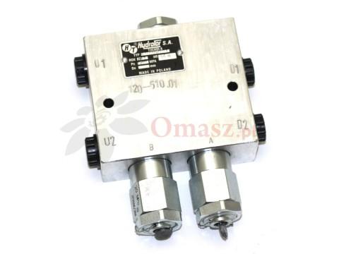 Zawór hydrauliczny ZP300