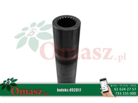 Wałek boczny przekładni -16 frezów Z-562