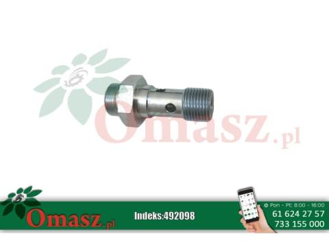 Śruba hydrauliczna Z552-00.00-23