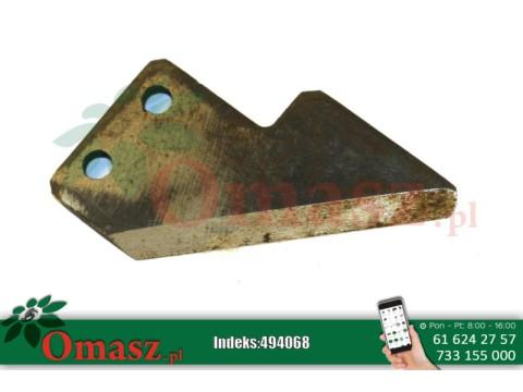 Nożyk sznurka aparatu wiążącego prasy kostkującej Sipma Z-224