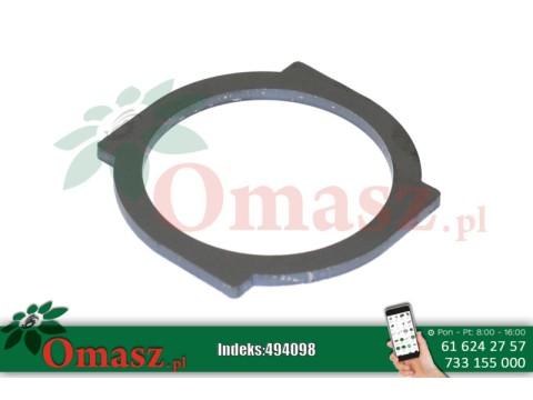 Pierścień zębaty sprzęgła przeciążeniowego jednokierunkowego pasuje do prasy kostkującej Sipma, Deutz-Fahr
