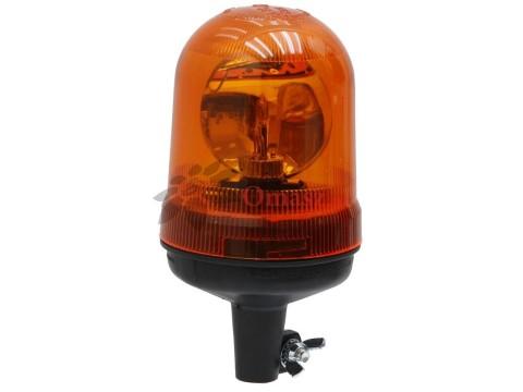 Pilot migający 12V sztywny, kogut - lampa ostrzegawcza