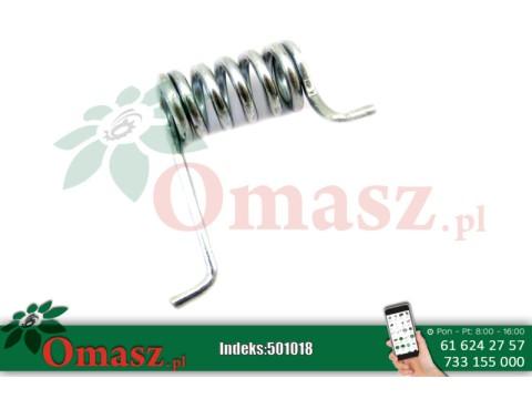 Sprężyna napinacza Claas M C-088