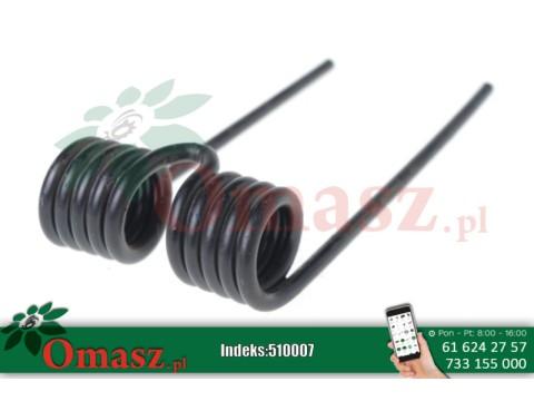 Palec podbieracza MAZ-5109 T124 samozbierająca fi 6