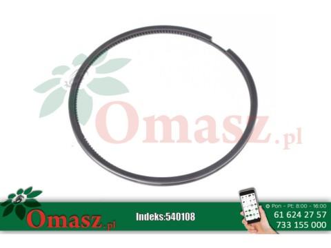 Pierścień tłoka olejowy 102503503 Zetor