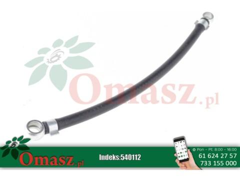 Przewód paliwa O12-12 długi 38cm