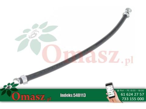 Przewód paliwa O12-14 długi 38cm