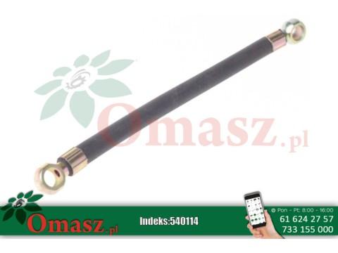 Przewód paliwa O12-12 długi 20cm